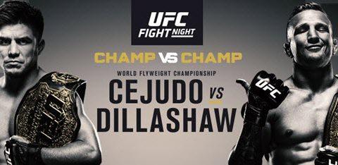 Malam Pertarungan UFC 143: Henry Cejudo vs. TJ Dillashaw