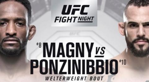 Malam Pertarungan UFC 140: Neil Magny vs. Santiago Ponzinibbio