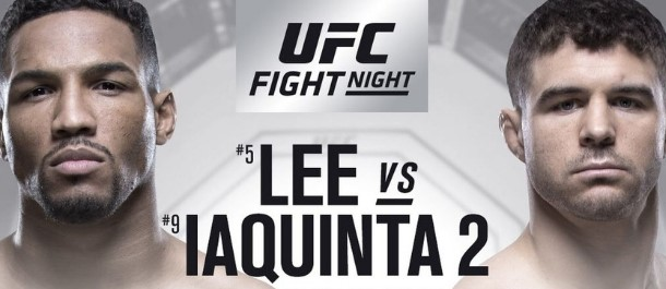UFC di FOX 31: Lee vs. Gaethje