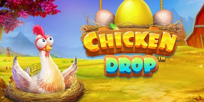 Chicken Drop tragamonedas
